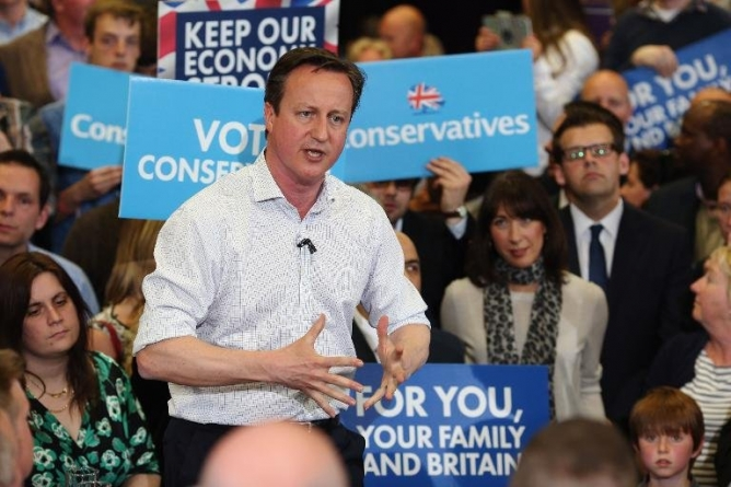 Final Push Begins in Britain's Knife Edge Election