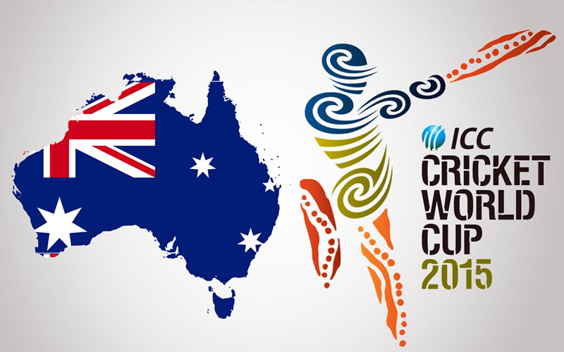 ICC World Cup 2015 Logo