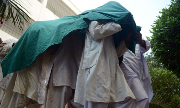 Five al Qaeda India Militants Held in Pakistan