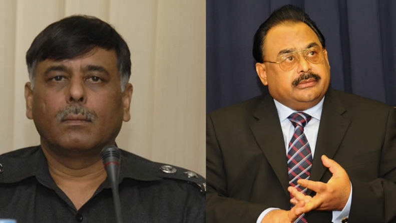 Former SSP Rao Anwar Seeks Registration of Case Against Altaf Hussain
