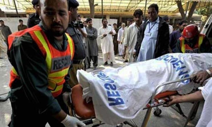 Four Children Killed in Toba Tek Singh Accident