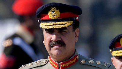 General Raheel signs death warrants of four more terrorists