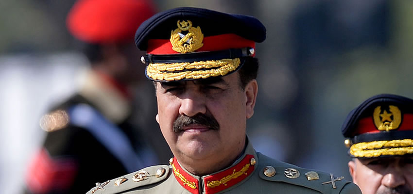 Hand Over Fazlullah – Warning to Afghan Authorities by General Raheel