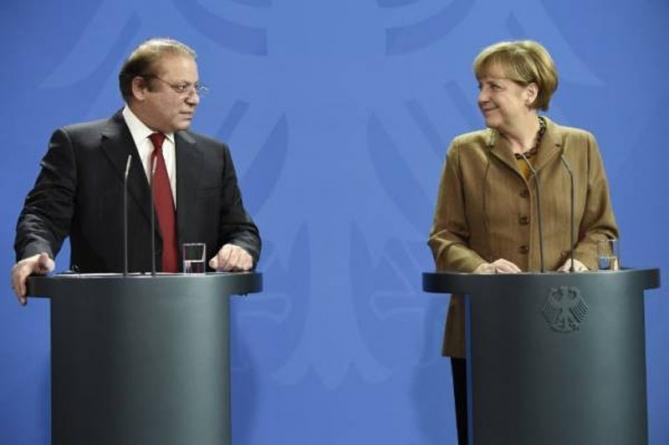 Germany Eyeing Energy Investments in Pakistan: Merkel