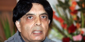 Nisar Urges West to Stop Linking Islam with Terrorism