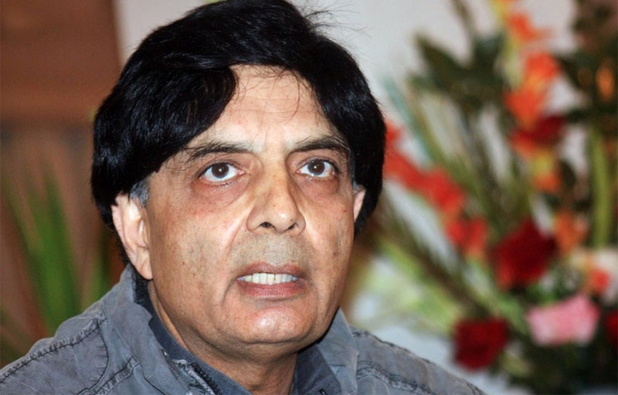 Govt Ready to Hold Talks with PTI: Ch Nisar