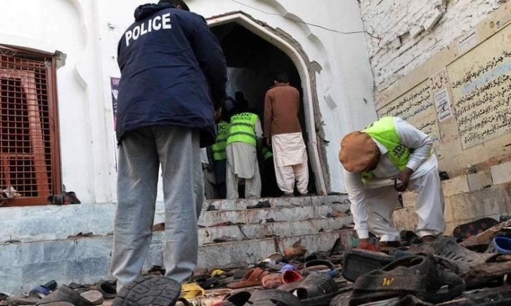 Group Behind Shikarpur Attack Identified, Meeting Told