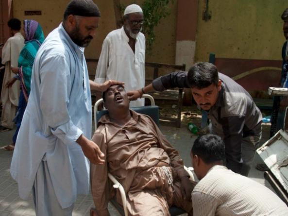 Heatstroke Leaves Another 26 Dead in Sindh