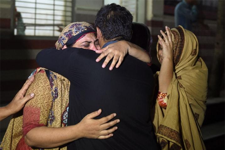 Heatwave Devastates Karachi,