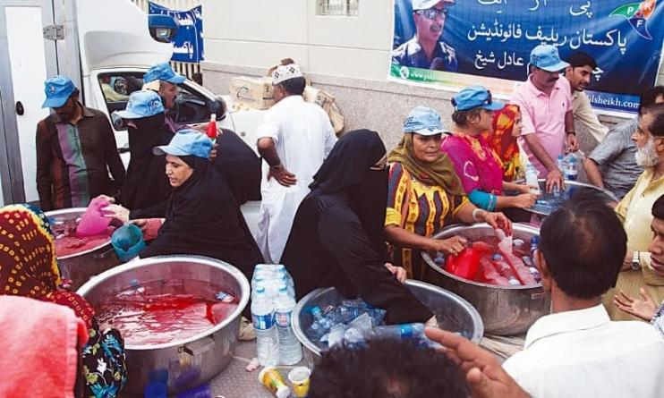 Heatwave Death Toll in Sindh Tops 1,000