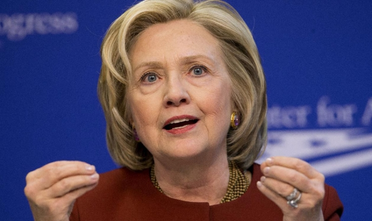 FBI: No Charges Against Hillary Clinton Over Emails