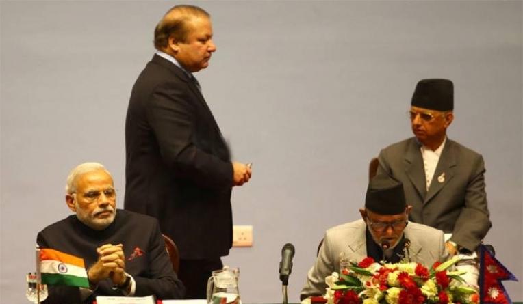 Hopes for Pak-India Detente die in Kathmandu