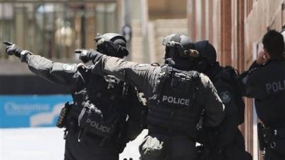 Hostage Situation Erupts in Sydney Cafe