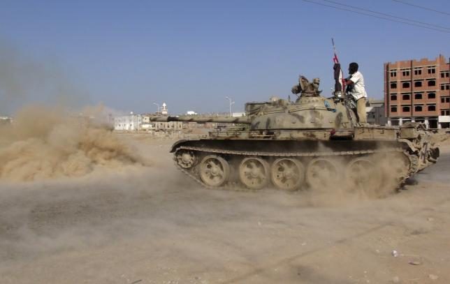 Houthis Advancing into Yemen's Aden kill 12 Civilians
