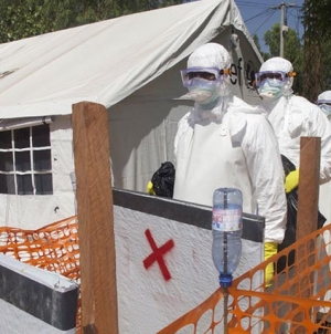 Human Trial of Ebola Vaccine 'Promising'