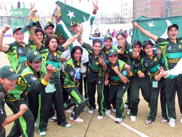 ICC Women Championship: Pakistan Beat Sri Lanka by 7-wicket