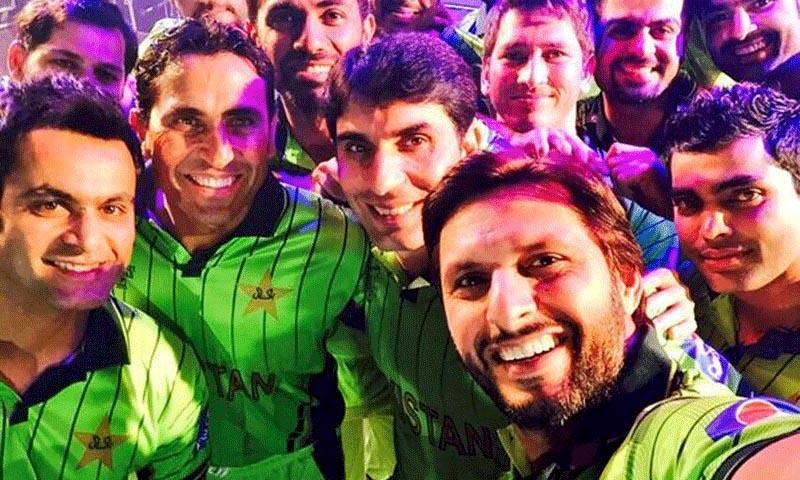 ICC World Cup Pakistan cricket team