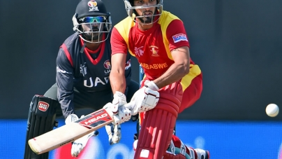 ICC World Cup: Zimbabwe Beat UAE by 4 Wickets