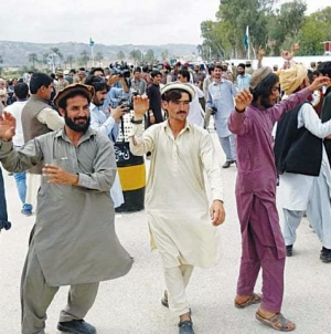 IDPs' Return to North Waziristan Begins