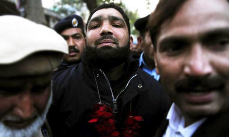 IHC Upholds Death Sentence for Mumtaz Qadri