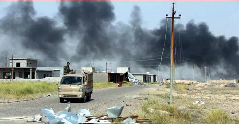 Iraq territory