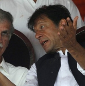 Imran Khan, Khattak Pursuing Conflicting Strategies