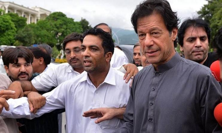 Imran Khan Demands NA Speakers Suspension