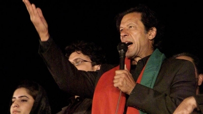 PML-N Leadership Stole Rs 62b Belonging To Countrymen, Imran Accuses