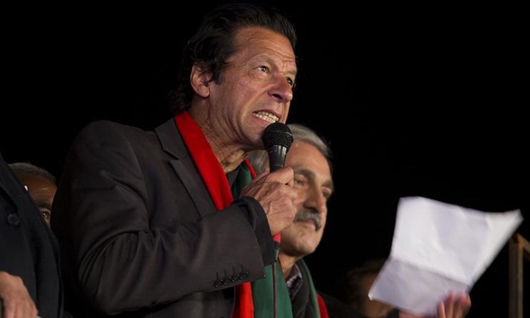 Imran's Plan C: Threatens To Paralyse Major Cities With 'Shutdowns
