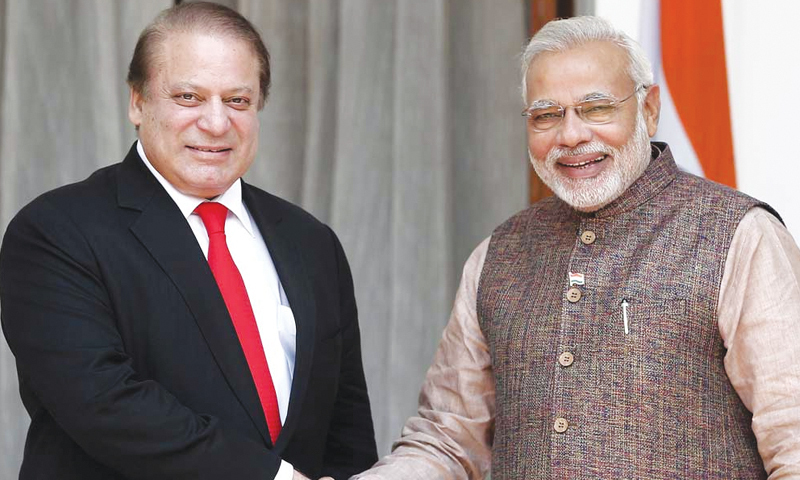 Sharif-Modi meeting