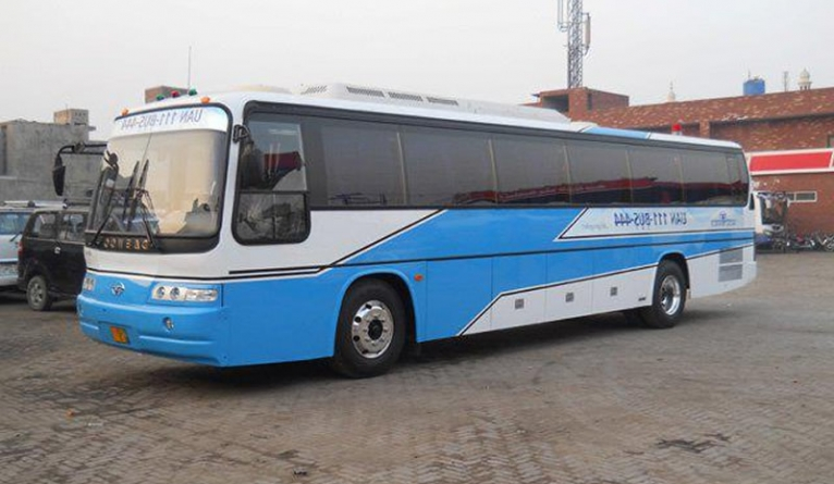 Intercity Bus Service to Begin On 23rd