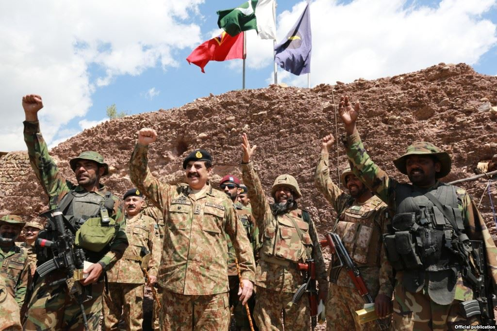 chief General Raheel Sharif