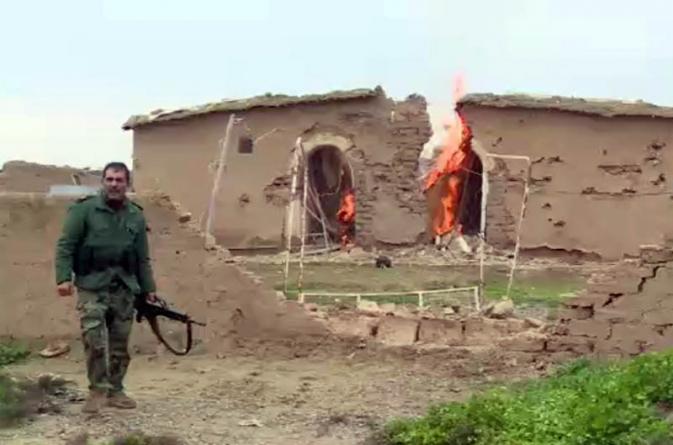 Iraqi Kurds Recapture Key Village from ISIL