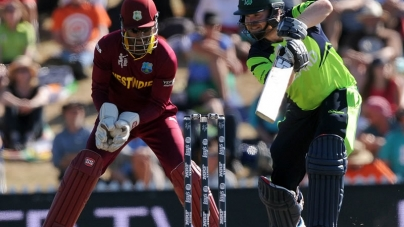 Cricket World Cup 2015: West Indies Lose to Ireland in First Big Upset