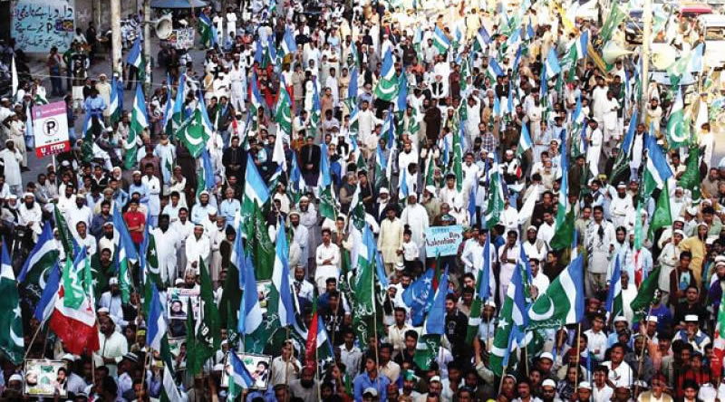Jamaat-e-Islami March