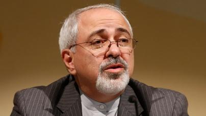 Iranian FM Calls on PM, COAS