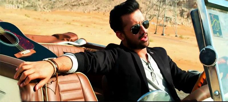 Watch: Atif Aslam Returns with New Song 'Jeena Jeena'