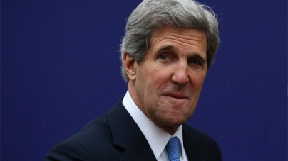 Kerry to Meet PM Today, Despite Accident in India