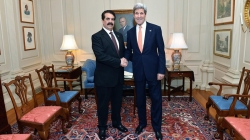 General Raheel Sharif Meets with US Secretary of State John Kerry