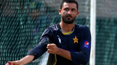 Junaid Khan Ruled Out of World Cup 2015