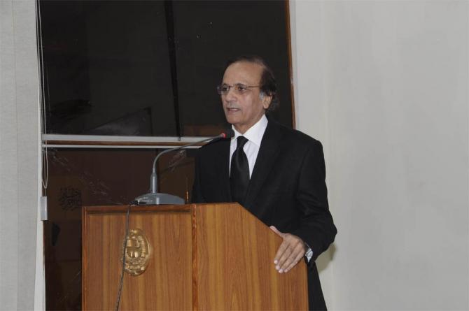 Tassaduq Hussain Jillani Refused to Accept The Position of CEC