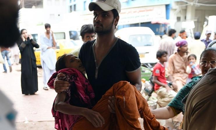 Karachi Heatwave Death toll Crosses 400