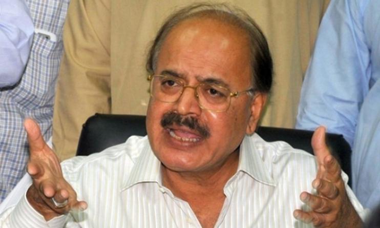Karachi Will Not Shut Down, Manzoor Wassan Vows