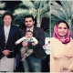 Imran Khan, Khattak Families Meet in Dubai