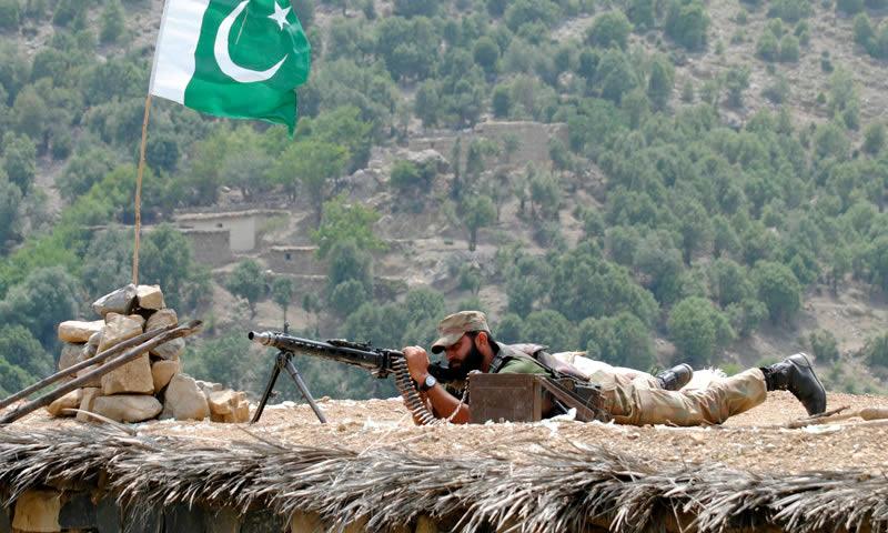 Operation militants