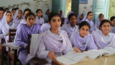 Khyber Pakhtunkhwa to Open 1,000 Community Girls Schools