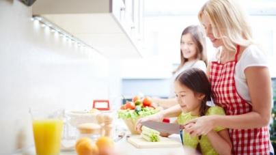 Kids Eat More Veggies When Tasty