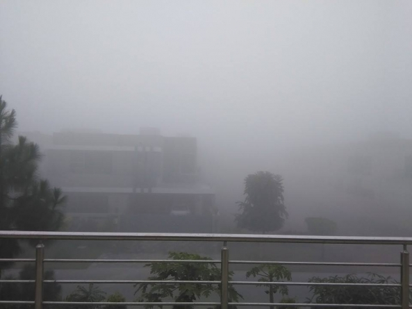 Lahore Totally Fogged Out; Motorway Closed