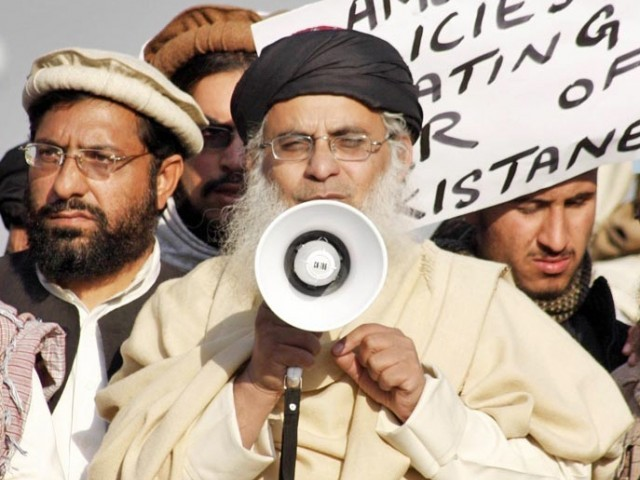 Lal Masjid cleric