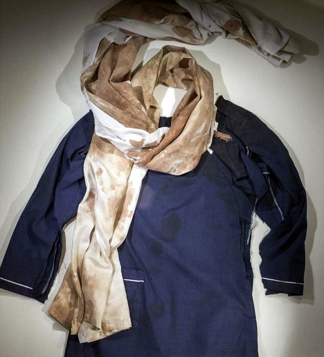 Malala Yousafzai Clothes